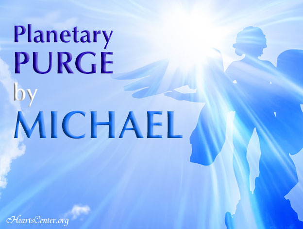 Archangel Michael Comes with an Epic Planetary Purge and Reminds Us that We Are Angels (VIDEO)