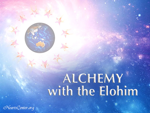 The Elohim of the Twelve Rays: We Energize Your Vision of a New Blue Earth (VIDEO)