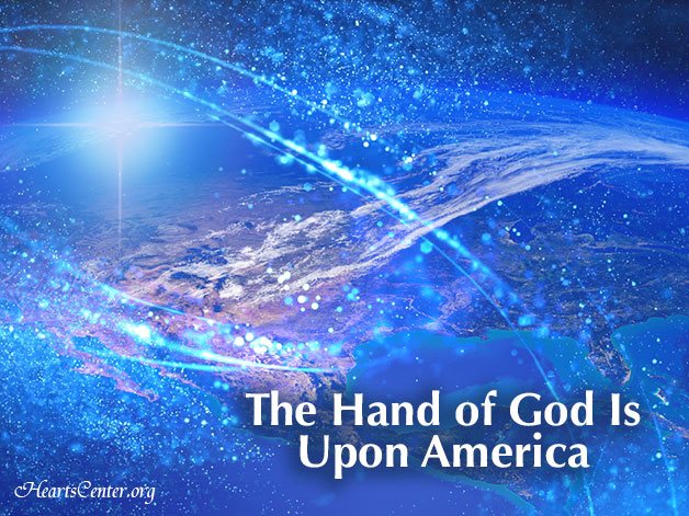 El Morya: The Hand of God Is Upon America Now (VIDEO)