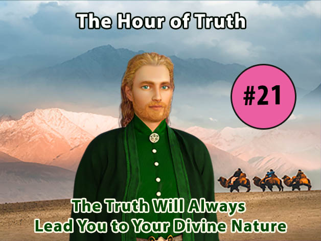 The Truth Will Always Lead You to Your Divine Nature (VIDEO)