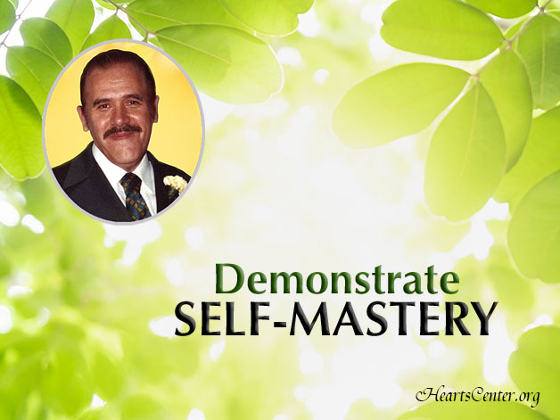 Demonstrating Self-Mastery through Sacrifice and Enduring Hardships (VIDEO)