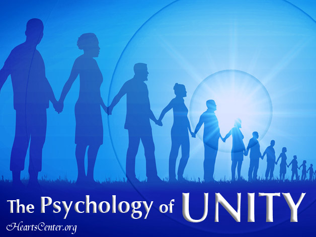 Unity Speaks on the Psychology of Oneness (VIDEO)