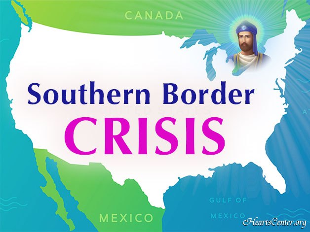El Morya Speaks on the Crisis at the Southern Border and on the Travesty of Human Trafficking (VIDEO)