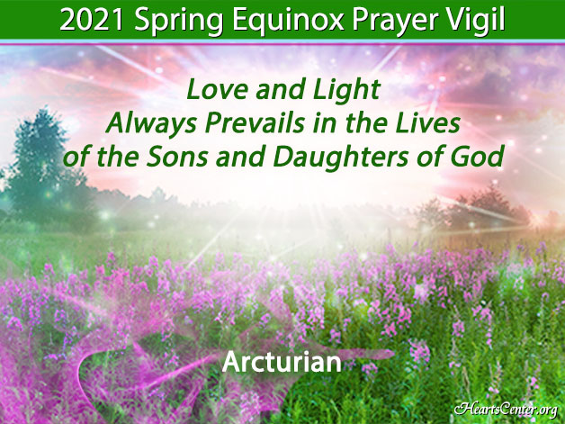 Arcturian on Love and Light Always Prevails in the Lives of the Sons and Daughters of God (VIDEO)