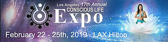 17th Annual Conscious Life Expo at LAX Hilton