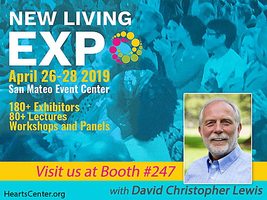 2019 New Living Expo in San Mateo, California