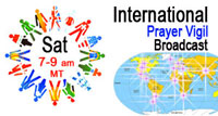 international prayer service