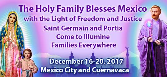 The Holy Family Blesses Mexico