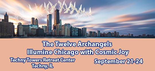 The Twelve Archangels Illumine Chicago