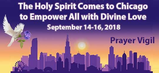 The Holy Spirit comes to Chicago