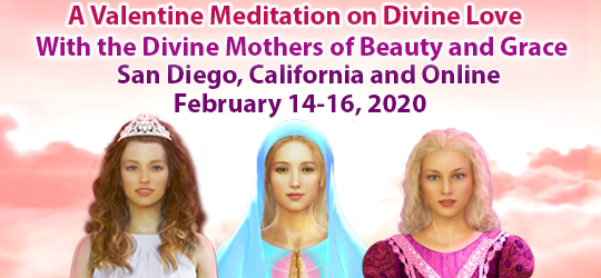 Valentine Meditation with the Divine Mothers
