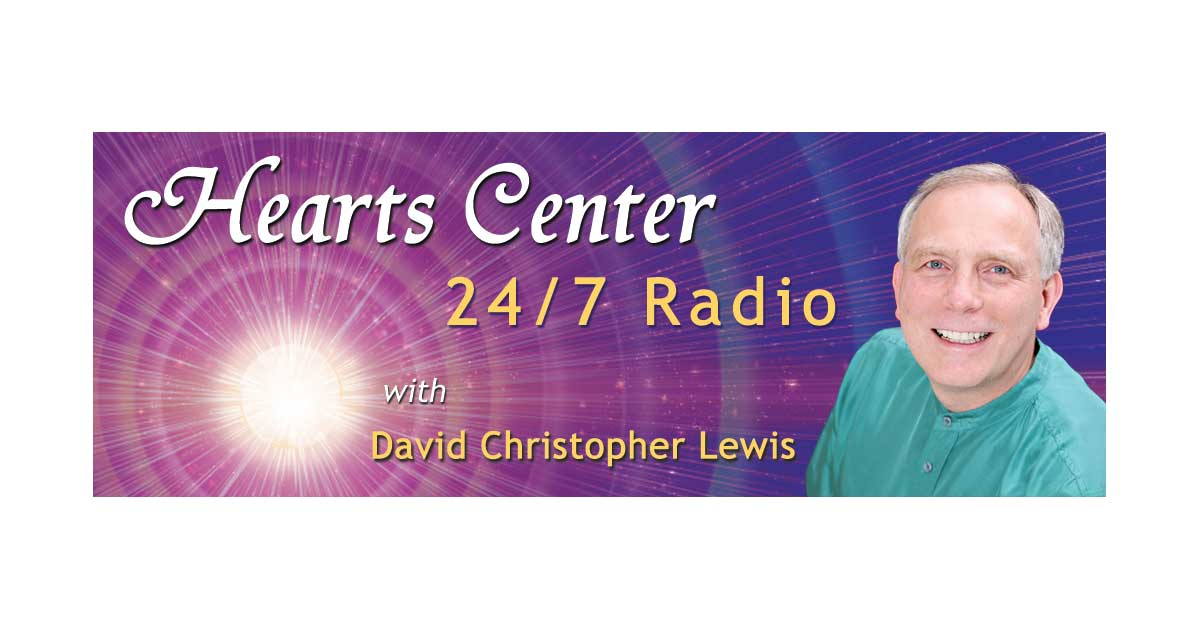 hearts center radio 24/7 david lewis