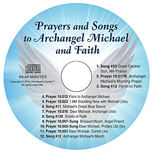 Archangel Michael and Faith CD