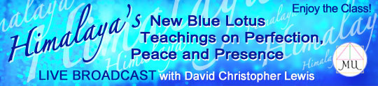 Himalaya New Blue Lotus Teachings