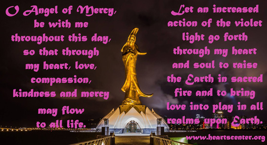 Kuan Yin Mercy Prayer