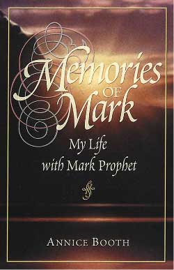 Memories of Mark by Annice Booth