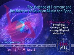Discover more about the science of Harmony of Aquarian Music and Song