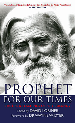 Peter Deunov A Prophet for Our Times Book Cover