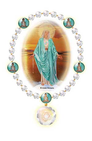 ascended master buddha rosary
